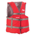 Stearns 3000004476 Adult General - Purpose Vest Oversized Red - 3000004476