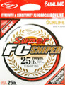 Sunline 63038924 Super FC Sniper - Fluorocarbon Line Natural Clear - 63038924