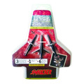 "Swhacker SWH00202 125 Grain 2.25"" 2 - Blade Broadhead 3pk w/ Practice Tip - SWH00202"