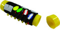 Tackle Tamer TT-4 6 Snell Holder - Black & Yellow - TT-4