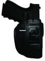 Tagua IPH4-020 Ruger LCR Black R/H - 4-in-1 Holster - IPH4-020