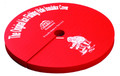 "Therm-A-Seat 504 Ice Hole Cover - 12-1/2"" Red - 504"