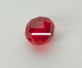 Top Brass PGB-006ARD Glass Bead 6mm - Red 20Pk - PGB-006ARD