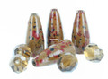 Top Brass PDI-316ACR Brass N' Glass - 3/16oz Crawfish 10Pk - PDI-316ACR