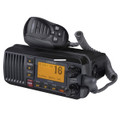 Uniden UM435BK Fixed Mount VHF - Radio w/ channel controls on - UM435BK