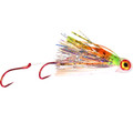 "Vances EXO2-FT Exo Fly, Trolling - Fly, Fire Tiger, 1.75"", 30"" Leader - EXO2-FT"