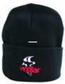 Vexilar CAP005 Stocking Cap Black - W/Logo - CAP005