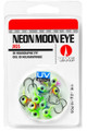 VMC NME116UVK Neon Moon Eye Jig - 1/16 oz, #4 Hook, Assorted,10 Piece - NME116UVK