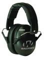 Walkers GWP-YWFM2 Youth and Women - Folding Muff, NRR 23dB, Black - GWP-YWFM2