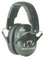 Walkers GWP-FPM1 Pro Low Profile - Passive Folding Muff, ANSI S3.19 - GWP-FPM1