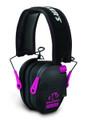 Walkers GWP-RSEM-PNK Razor Slim - Shooter Folding Electronic Ear Muff - GWP-RSEM-PNK
