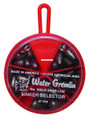Water Gremlin 16-SLD Snap-Loc - Dipsey Swivel Sinker Selector 27Pc - 16-SLD