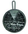 Water Gremlin 711-R Split-Shot - Round Sinker Selector Lg - 711-R