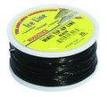 Woodstock VTU-25-30-B Tip-Up Line - Black 30# 25Yd Vinyl Coated - VTU-25-30-B
