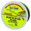 Woodstock TU-100-30-G Tip-Up Line - Green 30# 100Yd - TU-100-30-G