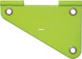 "Wordens 211-CHR Free Sliding - Rudder/Spreader Chartreuse 3.5"" - 211-CHR"