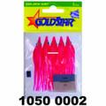 "Yamashita 1050-0002 Golden Bait - Mini Squid, 2 1/4"", #20 - 1050-0002"