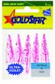 """Yamashita 1010-0224 Micro Squid - Hoochie, 1 3/4"""", #15, UV Pink - 1010-0224"""