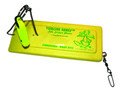 Yellow Bird 100S Side Planer Board - Star Board Med.-Tattle Flag Incl. - 100S