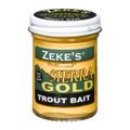 Zeke's 0912 Sierra Gold Floating - Trout Bait Yell - 912