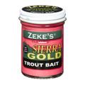 Zeke's 0911 Sierra Gold Floating - Trout Bait Pnk - 911