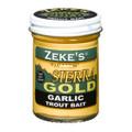 Zeke's 0920 Sierra Gold Floating - Trout Bait Garlic/Yellow Glitter - 920