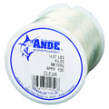 Ande A14-25C Premium Mono Line - 1/4Lb Spool 25Lb 500Yds Clear - A14-25C