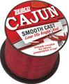 Cajun CLLOWVISQ6C Red Cajun Low Vis - 1/4# Spool 6LB - CLLOWVISQ6C