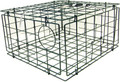 SMI 19089 Crab Trap AK Rect Collaps - 4-Gate 24x21x12 - 19089