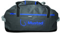 Mustad MB016 Dry Duffel Bag - Waterproof, 50 Liter Dark Grey/Blue - MB016