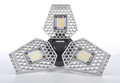 Striker Concepts 00342 TRiLIGHT - Motion Activated Ceiling Light - 342