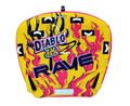 Rave 02641 Diablo III 3-Rider - Towable - 2641