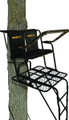 "Muddy MLS2300 Partner 17' 2-Man - Ladderstand, Flip-Back Rail, 37""W - MLS2300"