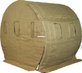 "Muddy MGB6000 Bale Blind, 4-6"" - Windows, 6-12"" Windows, 82""W x 64""L - MGB6000"