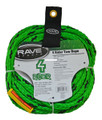 Rave Sports 02332 1-Section 4-Rider - Tow Rope - 2332