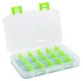 Lure Lock LL2-3101 Medium utility - box with 3 cavity, ocean blue gel - LL2-3101