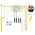 Franklin 50611 Family - Badminton/Volleyball Combo - 50611