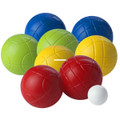 Franklin 50110 Starter Bocce 90mm - Solid PE Balls - 50110