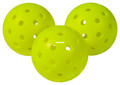 Franklin 52821 X-40 Outdoor - Pickleballs 3-pack - 52821