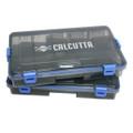 Calcutta CSLTT-3600 Squall 3600 - waterproof 4 latch tackle trays (2 - CSLTT-3600