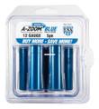 A-Zoom 12311 12 Gauge Snap-Cap - Blue, 5Pk - 12311
