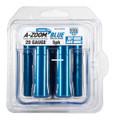 A-Zoom 12313 20 Gauge Snap Cap - Blue, 5Pk - 12313
