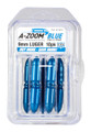 A-Zoom 15316 9Mm Luger Snap Cap - Blue, 10Pk - 15316