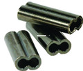 Billfisher 1.0B Double Sleeves - Black 80/100Lb Mono 25Pk - 1.0B