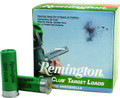 Remington GC12L8 Gun Club Shotshell - 12 GA, 2-3/4 in, No. 8, 1-1/8 oz - GC12L8