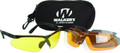 Walkers GWP-ASG4L2 Sport Glasses - with 4-Interchangeable Lenses - GWP-ASG4L2