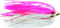 C&H CH-KB13 King Buster Lure - Pink/White Skirt, 1/8 oz Head, 2.5 - CH-KB13