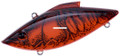 "Bill Lewis MG46R Magnum-Trap - Crawfish Lipless Crankbait, 3 1/2"" - MG46R"