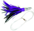 "Boone 51424 Tuna Treat Rigged - Trolling Feather, 6"", 1 1/2 oz, 6/0 - 51424"