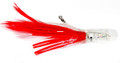 "Boone 51438 Tuna Treat Rigged - Trolling Feather, 6"", 1 1/2 oz, 6/0 - 51438"